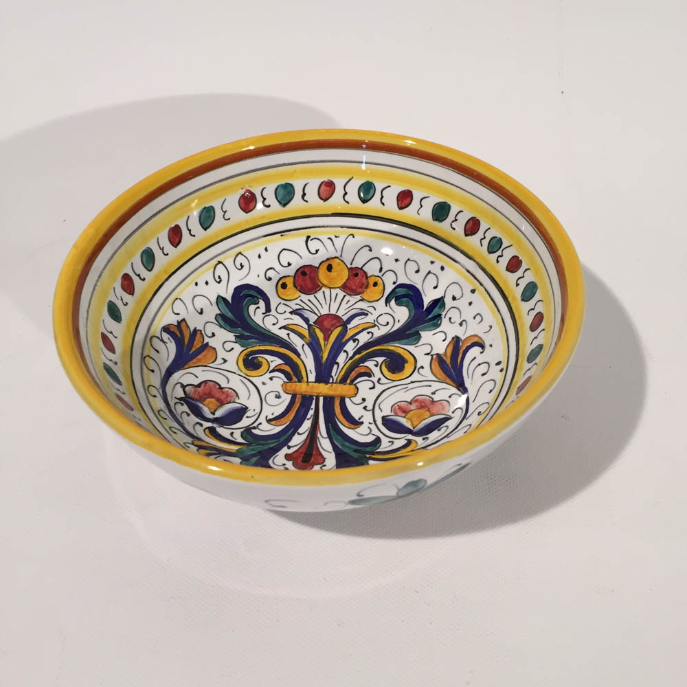 Ricco Deruta' Medium Bowl