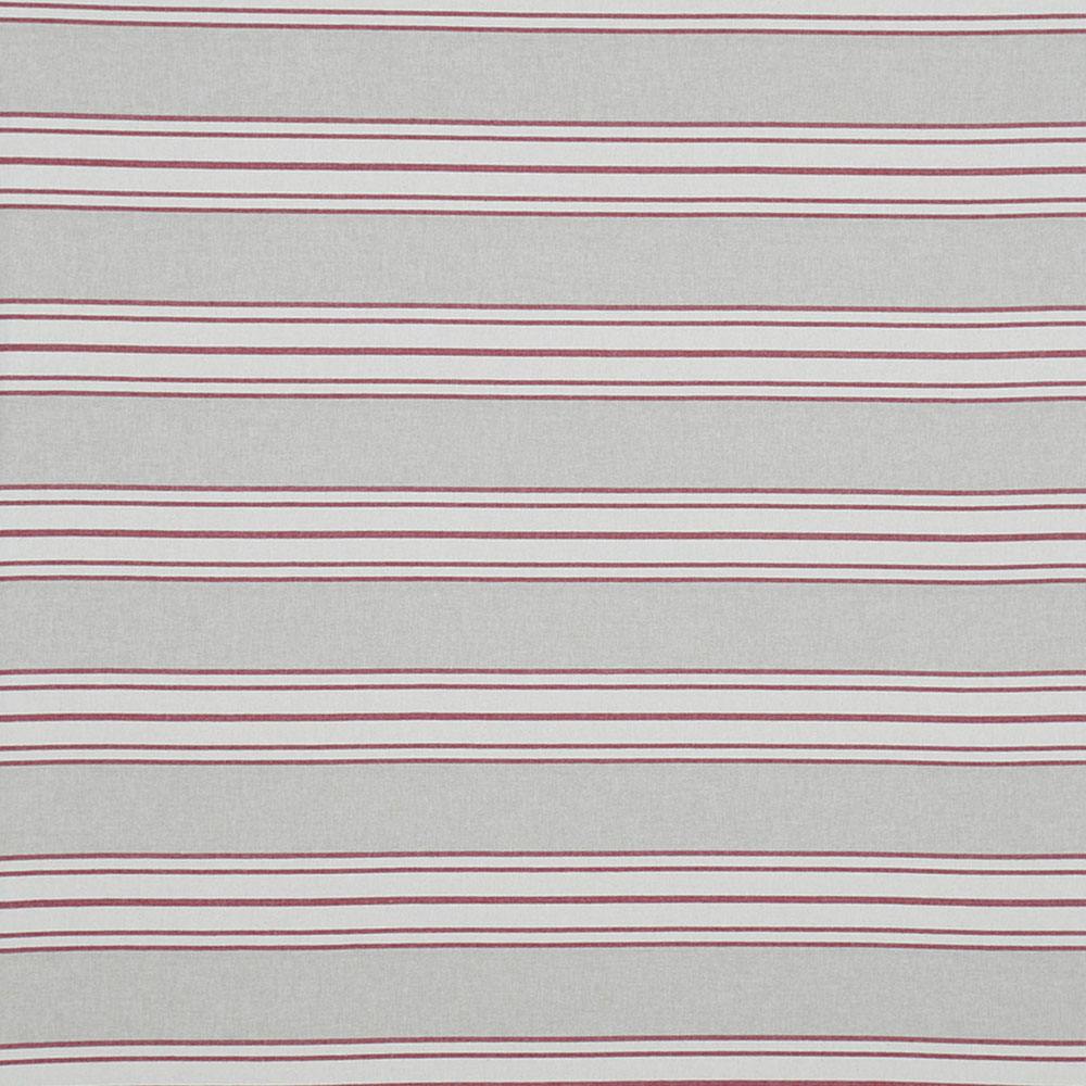 Annie Sloan Fabric - Riviera Red