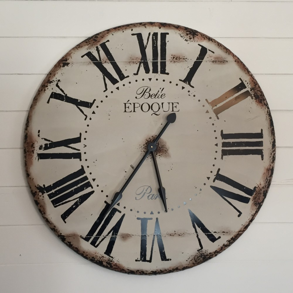 100 Extra Large Wall Clock Charming Large Wall